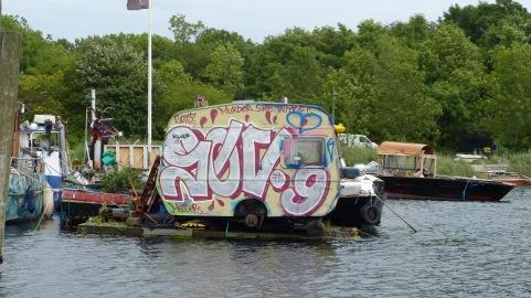 Copenhagen's version of a trailer park?